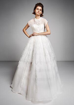 Viktor&Rolf Mariage ORGANZA RUFFLE GOWN A-Line Wedding Dress
