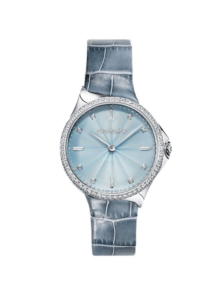 Tiffany watch 1 year anniversary gift