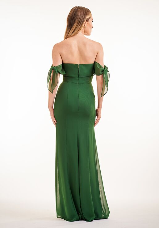 JASMINE P226006 Strapless Bridesmaid Dress