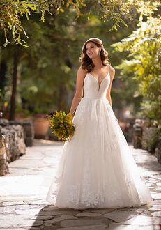 Essense of Australia D2810 Ball Gown Wedding Dress