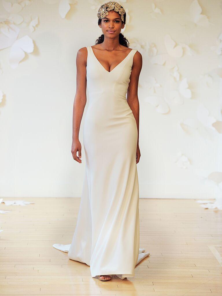 Carol Hannah Fall 2018 Collection Bridal Fashion Week Photos