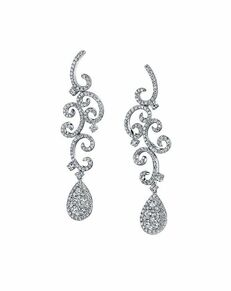 Parade Designs E3174A from the Lumiere Collection Wedding Earring photo
