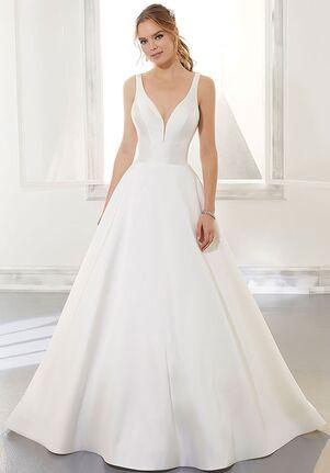 Morilee by Madeline Gardner/Blu Amy A-Line Wedding Dress