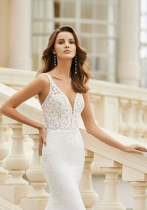 Aire Barcelona IKAL Mermaid Wedding Dress