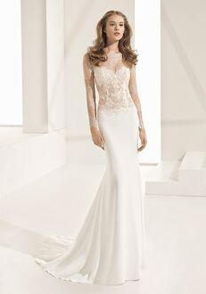 Rosa Clara Couture PALMA Sheath Wedding Dress