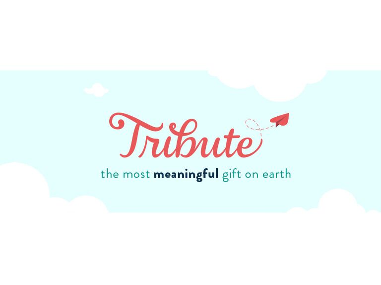 Tribute collaborative video gift for fiance