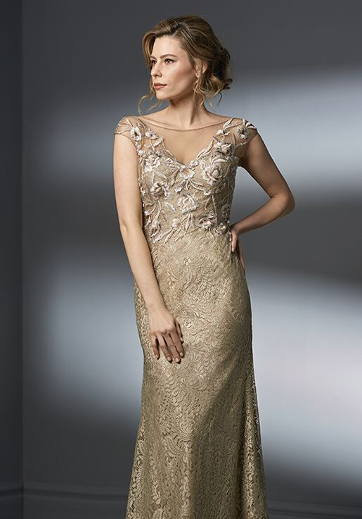 4cdb96707a0 Jade Couture K198059 Mother Of The Bride Dress - The Knot