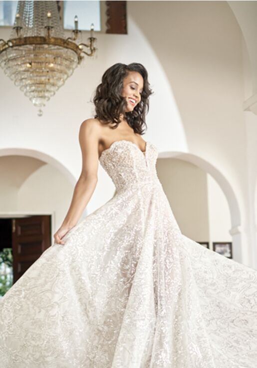 Jasmine Couture T212063 Ball Gown Wedding Dress