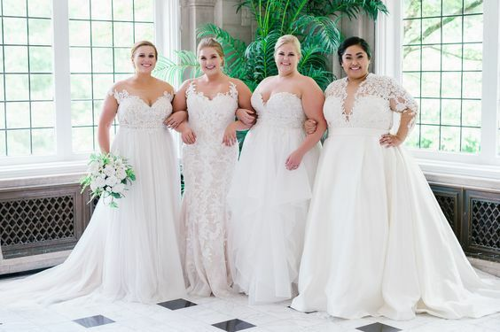 Brides By Young The Curvy Bridal Experts Bridal Salons