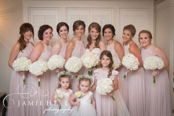 Bridal salons in mandeville la the knot for Wedding dress cleaning baton rouge