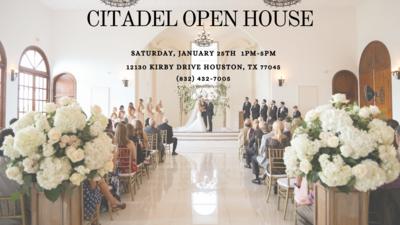 Citadel Houston  - Classic & Contemporary Weddings