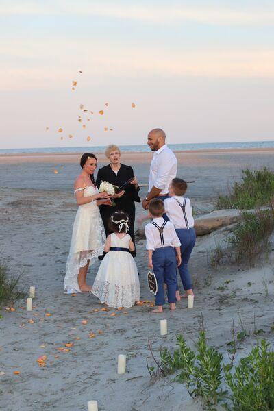 Charleston Elopements and Intimate Weddings