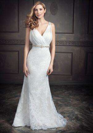 Kenneth Winston: Ella Rosa Collection BE352 Sheath Wedding Dress
