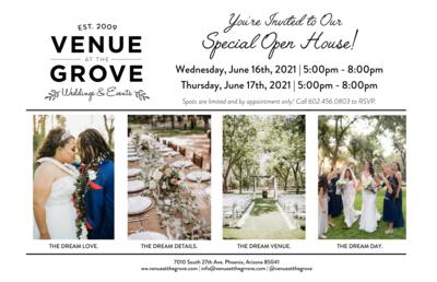 Venue at the Grove