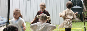 Most Popular Kids' Party Themes: Star Wars Party for Padawans