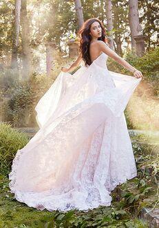Jim Hjelm 8556 A-Line Wedding Dress