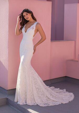 WHITE ONE ESSENTIALS ORENSE Mermaid Wedding Dress