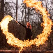 Atlanta, GA Fire Dancer | Jennifer Kortier - Entertainer