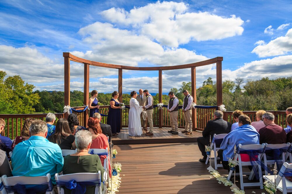Flower Mountain Weddings Reception Venues Sevierville Tn
