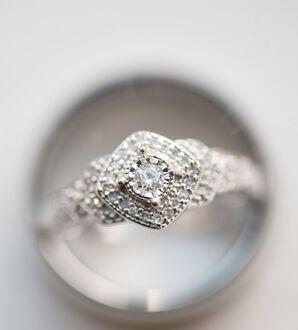 Unique Art Deco Diamond Ring