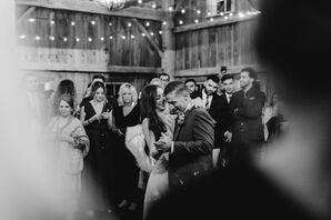 First Dance at Zingerman's Cornman Farms in Dexter, Michigan
