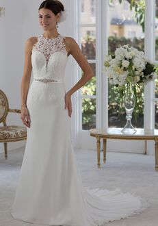 Pallas Athena PA9219 Mermaid Wedding Dress