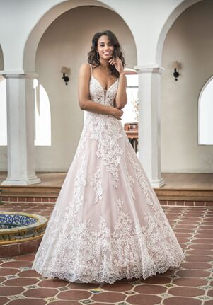 Jasmine Couture T212060 A-Line Wedding Dress