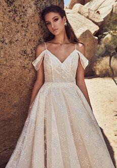 Calla Blanche 19128 Candice Ball Gown Wedding Dress