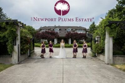The Newport Plums Estate