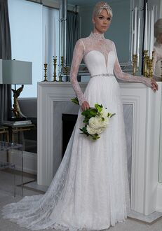 Legends Romona Keveza L9158+L7127B A-Line Wedding Dress