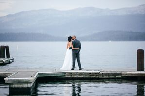Lakeside Wedding in Idaho