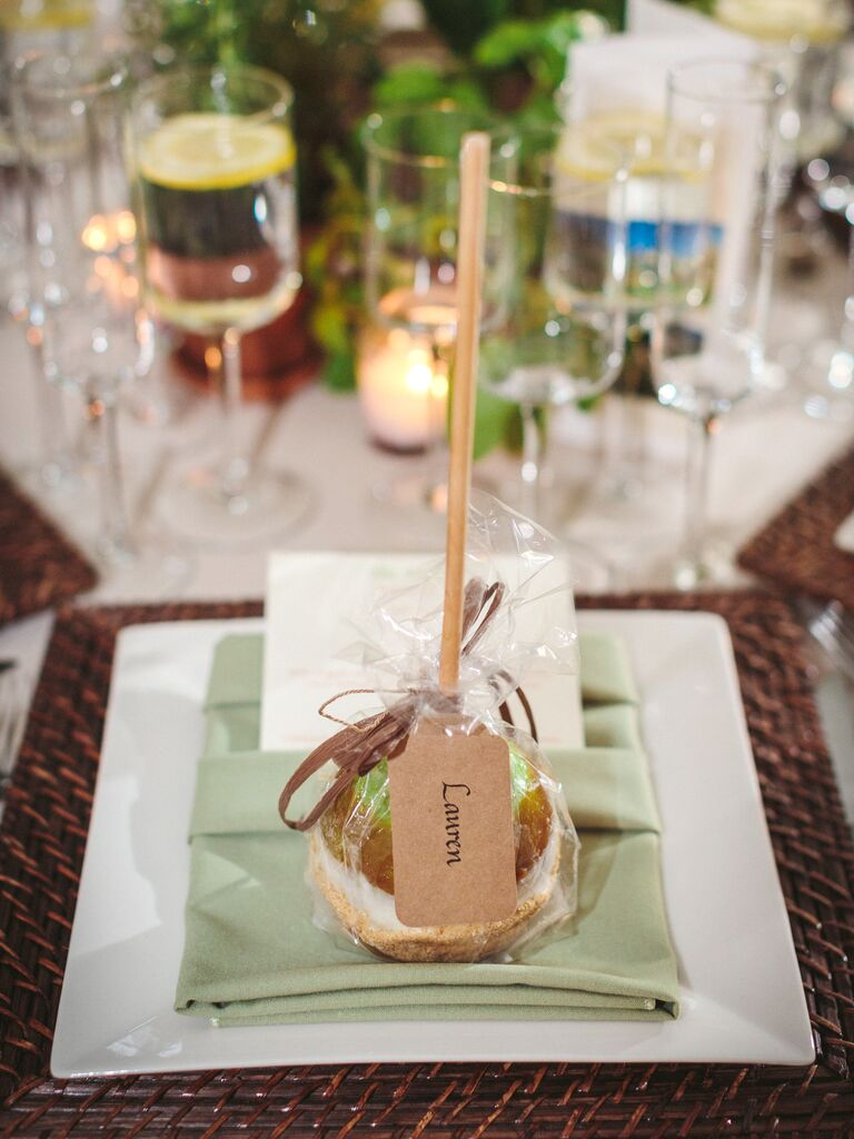 20 Fall Wedding Favor Ideas Your Guests Will Love