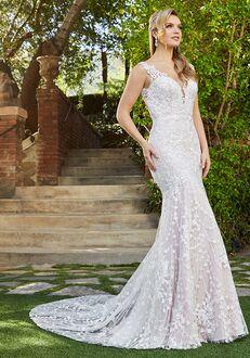 Casablanca Bridal 2408 Mandy Mermaid Wedding Dress