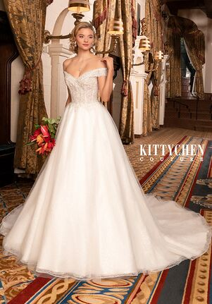 KITTYCHEN Couture BEATRICE, K2058 Ball Gown Wedding Dress