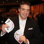 New York City, NY Magician | Chris Anthony Magician & Mentalist - 210 Reviews!