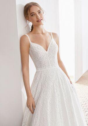 Rosa Clará Boheme AZUCENA A-Line Wedding Dress
