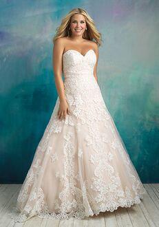 Allure Bridals W413 Ball Gown Wedding Dress