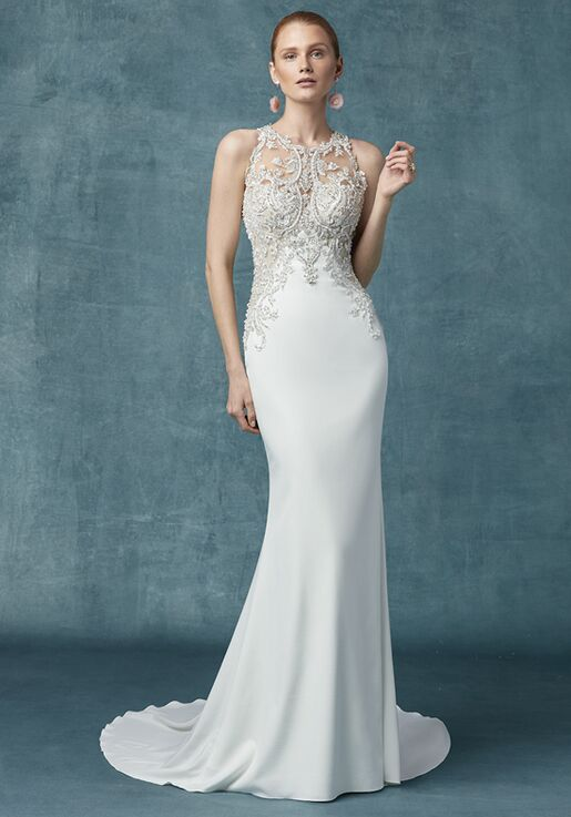 3f4ccd0c566 Maggie Sottero Nerys Wedding Dress - The Knot