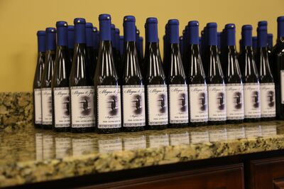 Your Own Winery - The Best Wine Bottle Favors