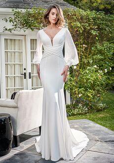 Jasmine Bridal F221055 Mermaid Wedding Dress
