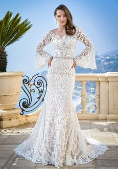 Jasmine Couture T222057 Mermaid Wedding Dress