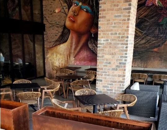 Warehouse 72 - Patio - Private Room - Houston, TX