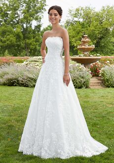 Morilee by Madeline Gardner/Blu Susie 5810 A-Line Wedding Dress