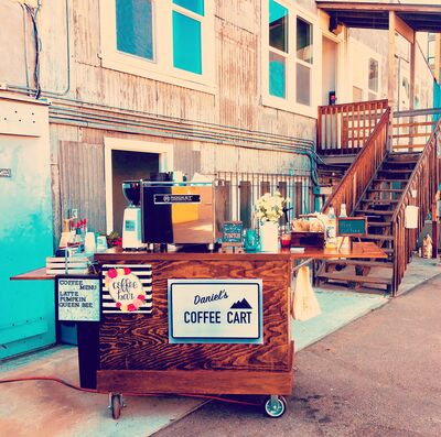 Daniel's Coffee Cart