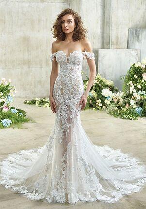 Badgley Mischka Bride ETTA Mermaid Wedding Dress