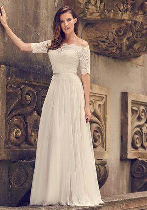 Mikaella 2242 Sheath Wedding Dress