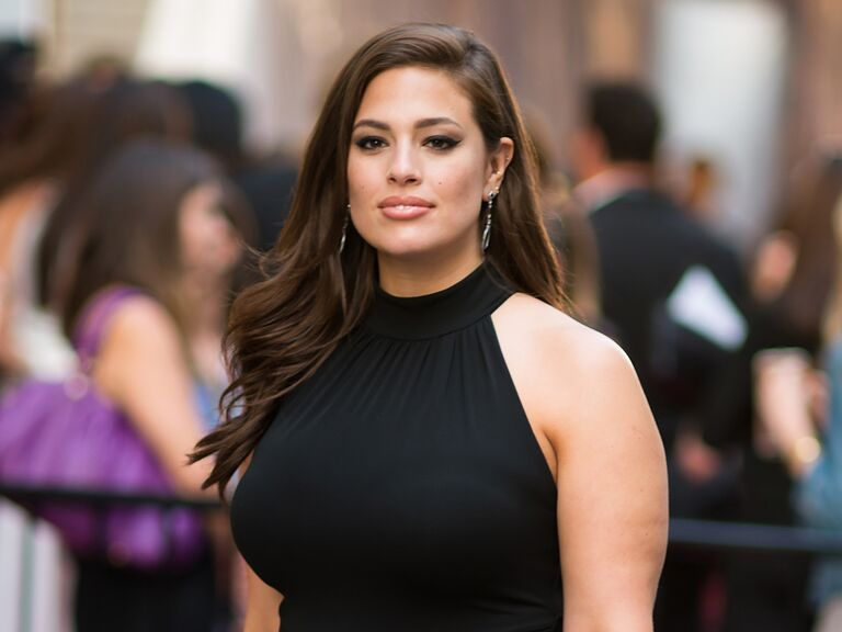 Ashley Graham Wedding.Ashley Graham S Body Confidence Essay On Lenny Is Everything