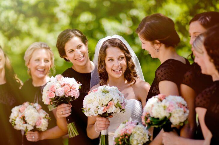 Black Bridesmaid Dresses in Hoffman Estates, Illinois