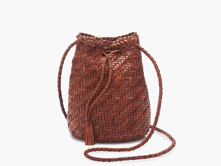 Get her a sleek wicker bucket bag for your 9 year anniversaryu2014sheu0027ll love wearing it everywhere. & 9 Year Anniversary Gift Ideas