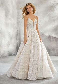 Morilee by Madeline Gardner 8279 / Lindsey Ball Gown Wedding Dress